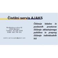Čistilni servis Ajaks, Maribor logo image