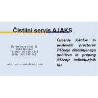 Čistilni servis Ajaks, Maribor
