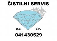 Čistilni servis Dijamant DS, Ljubljana logo image