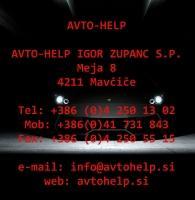Avtokleparstvo, avtoličarstvo, avtovleka, avto servis Gorenjska, Kranj logo image