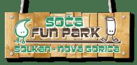 Soča fun park, Solkan logo image