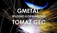 Splošno kovinarstvo Gmetal VARJENJE KONSTRUKCIJ, Vipava logo image