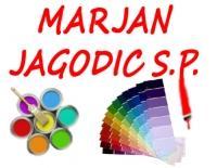Slikopleskarstvo Jagoda, Marjan Jagodic s.p., Kranj logo image