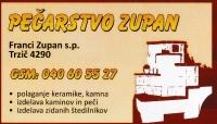 Pečarstvo Zupan, Tržič logo image