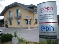 Izdelava strojnih estrihov SGP Čepin d.o.o., Celje logo image