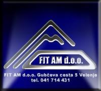 Fitnes Ahtik, Velenje logo image