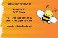 Čebelarstvo Bruno, domači med, Tolmin
