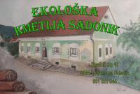 Ekološka kmetija SADONIK, Lovrenc na Pohorju logo image