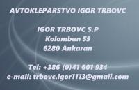 Avtokleparstvo Igor Trbovc, Ankaran OBALA