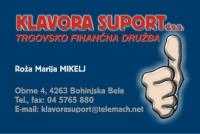 Računovodski servis Računovodstvo Klavora Suport logo image