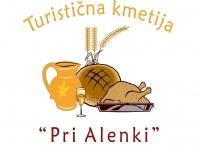 Turistična kmetija, rooms, Pri Alenki, Slovenske gorice logo image
