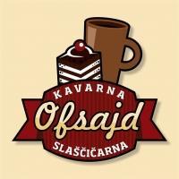 Kavarna in slaščičarna Ofsajd, Dravograd logo image
