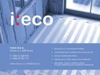 Talno in stensko ogrevanje I-eco, Kranj logo image