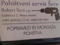 Pohištveni servis Šere, Robert Šere s.p., Novo mesto logo image