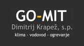 Klimatske naprave GO-MIT, Dimitrij Krapež s.p., Gorica logo image