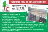 Obrezovanje dreves, Igor Cerovšek s.p., Ljubljana