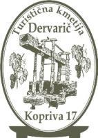 Turistična kmetija Dervarič, Pomurje logo image