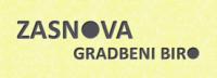 Zasnova - gradbeni biro, Ribnica logo image