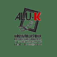 ALU fasade, ALU polkna, kvalitetna vhodna vrata, kvalitetna drsna vrata, kvalitetna steklena vrata - ALU-K logo image