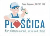 Adaptacije kopalnic Kranj - Keramičarstvo Ploščica logo image
