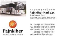 Avtobusni prevozi Pajnkiher, Štajerska