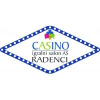 Casino As Radenci, Casino Radenci, Casino As, Igralni salon na prostem, open air Casino Radenci, Štajerska logo image
