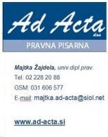 Delovno pravo, pravno svetovanje, Maribor logo image