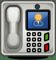 Domofoni in videodomofoni, domofonski kiti, videodomofonski sistemi, senzorska razsvetljava logo image