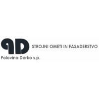 Fasade, strojni ometi, tlaki Ljubljana - FASADERSTVO Darko Polovina s.p., Škofljica - Ljubljana logo image