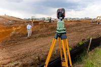 Geodetske storitve, ureditev mej, geodetske meritve, Gorenjska