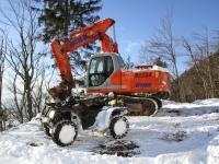 Gradnja gozdnih vlak, gradnja gozdnih cest - BAGOZD d.o.o.
