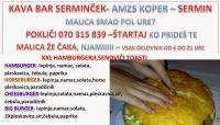 Grill, žar, malice SERMINČEK Koper logo image