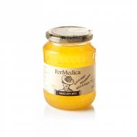 Honey brandy, honey, mead, wax candles, honey wedding gifts, honey business gifts – Fermedica logo image