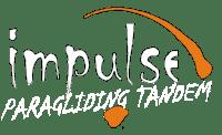 Jadralno padalstvo Logarska dolina, Golte, polet v tandemu z jadralnim padalom, paraglidin tandem IMPULSE logo image