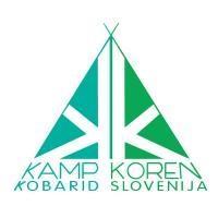 Camp Koren, Soča Slovenia