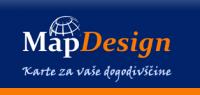 Kartografski studio MapDesign, Ljubljana