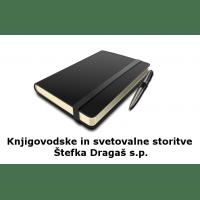 Knjigovodske in svetovalne storitve Štefka Dragaš s.p. logo image