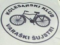 Kolesarski klub VARAŠKI ŠUJSTRI logo image