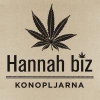 Konopljino olje – Hannah biz logo image