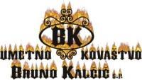 Kovane ograje, kovani nadstreški, kovani izdelki Bruno Kalčič s.p. logo image
