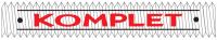 Lestenčne kljuke, zidne kljuke, polzaporica logo image