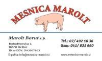 Mesnica Marolt, Krško