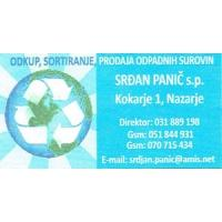 Odpad Savinjska, Srđan Panić s.p. logo image