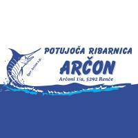 POTUJOČA Ribarnica Arčon logo image