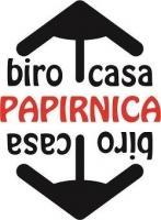 Pisarniški material - PAPIRNICA BIRO CASA, Ljubljana logo image