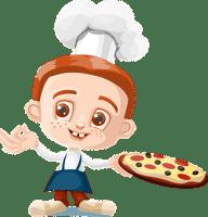 Pizzeria, rooms, owernights, hostel Kobarid logo image