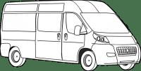 Potniški prevoz s kombijem