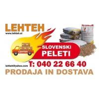 Prodaja, dostava, opažnih plošč, peletov Ljubljana
