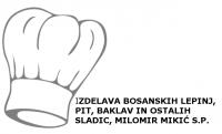 Proizvodnja Bosanskih lepinj, sveže lepinje Slovenija logo image