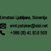Protokolarni prevozi, vip prevozi, limuzinski prevozi, limotaxi.si logo image